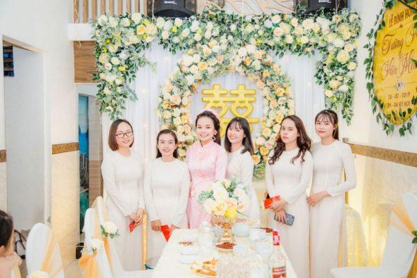 Dịch vụ đám cưới - sự kiện