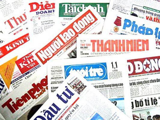 Quảng cáo báo chí là gì