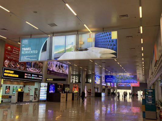 Quảng cáo tại sân bay Đà Nẵng