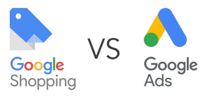 sự khác nhau giữa google ads và google shopping