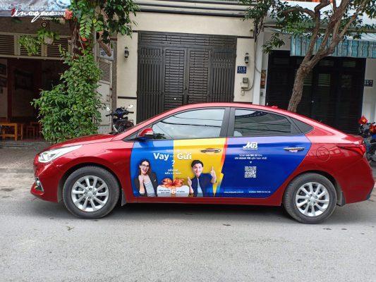 Quảng cáo trên ô tô là gì