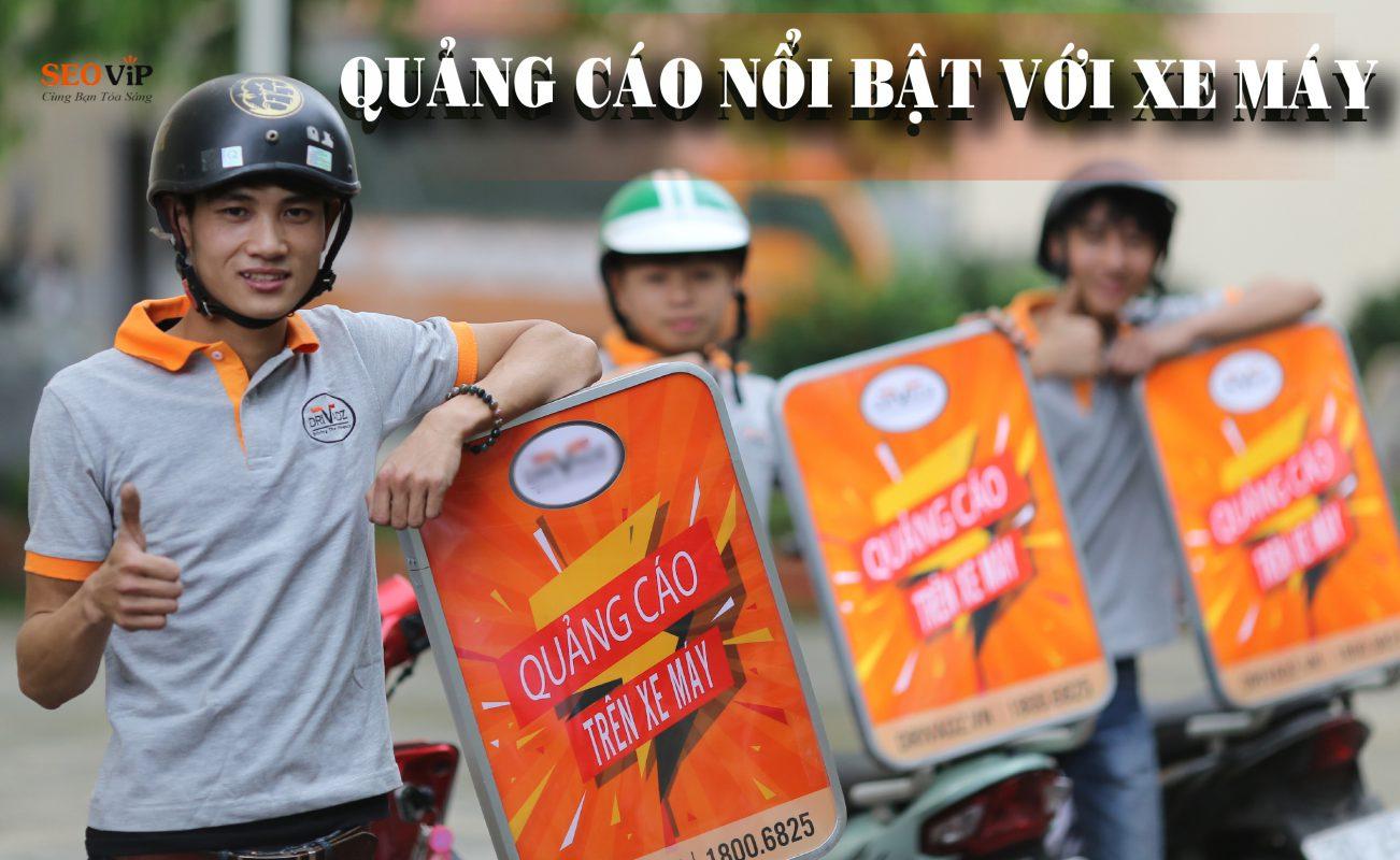 Quảng cáo xe máy tại Đà Nẵng